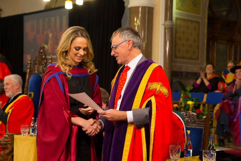 31/10/2018. Waterford Institute of Technology (WIT) Conferring Ceremonies 2018. Picture: Patrick Browne