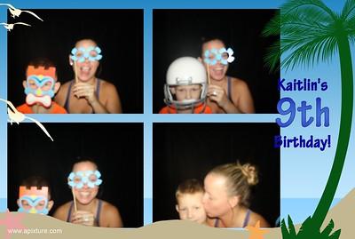 Kaitlin's 9th Birthday