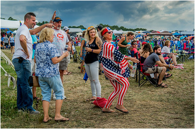 Grey Fox Bluegrass Festival July 2016