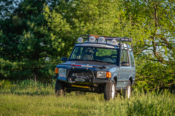 1995 Land Rover Discovery TDI