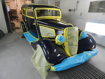 1933 Ford - Tim Hein