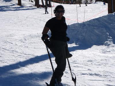 Skiing 3-1-09
