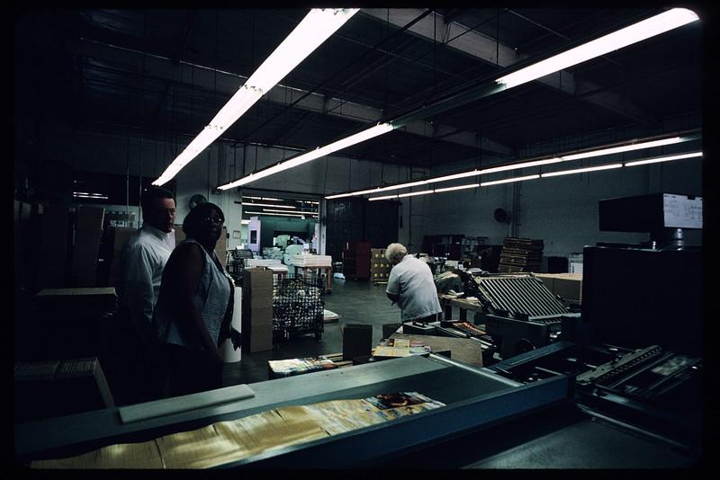 Color Graphics, Inc., Los Angeles, 2004