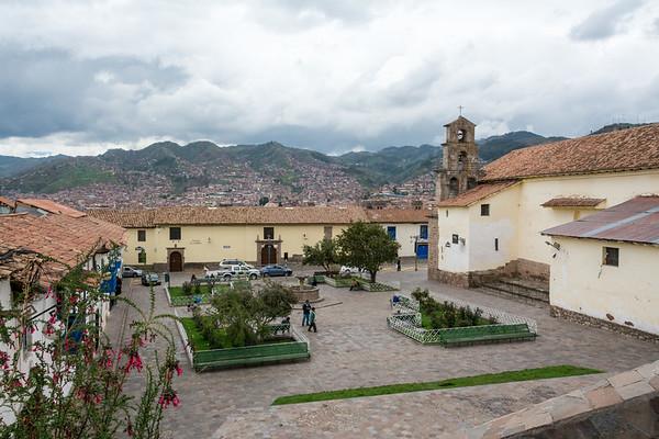 Day 5: San Blas Plaza