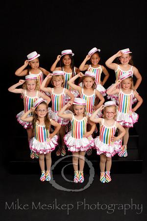 Pre-Ballet 3 - 4:45