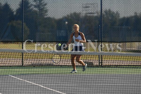 09-14-15 Sports MVCD @ Napoleon Girls Tennis