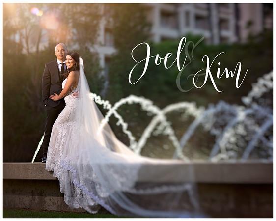 Joel + Kim Wedding Album