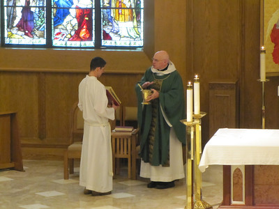 Family Liturgy March 2014