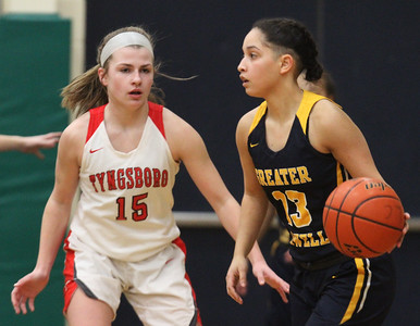 Tyngsboro Greater Lowell basketball 021919