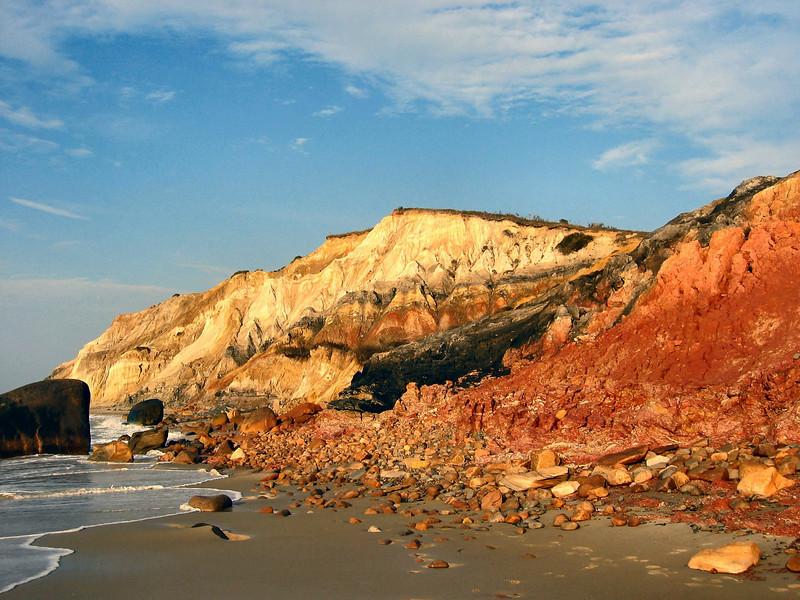 Red Clay Cliffs