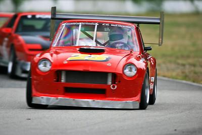 Racing the 23 car