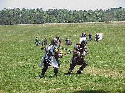Storvik War Practice