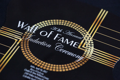 CHA Wall of Fame Induction Ceremony 2017