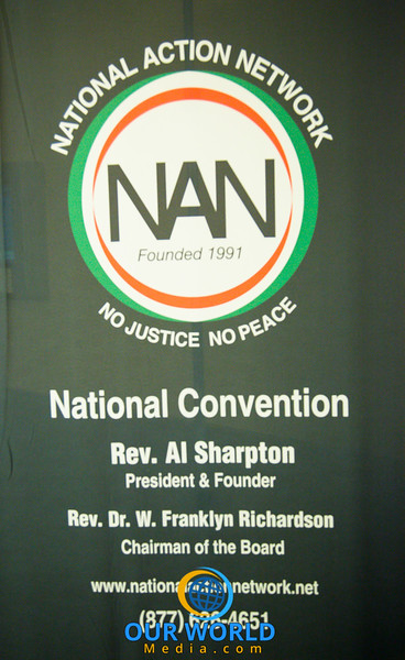 National Action Network-National Convention Day one (4.9.14)