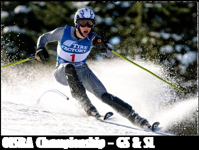 OISRA Championship GS and SL