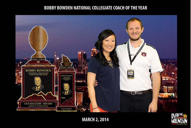 Bobby Bowden National Collegiate Coach Of Year Awards 2014