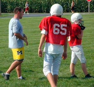 SNMS Football 2002