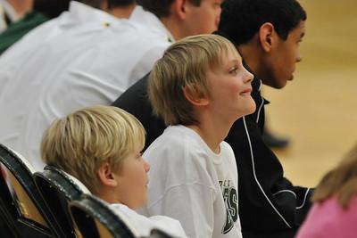Boys Varsity Basketball - Carlisle 2008-2009