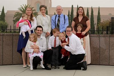 Mickelsen Family
