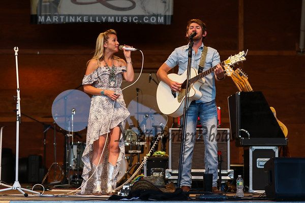 2018-7-19 Martin & Kelly Country Music