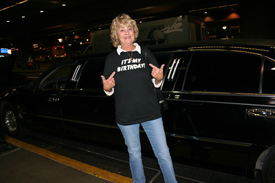 Mom's 60th in Vegas