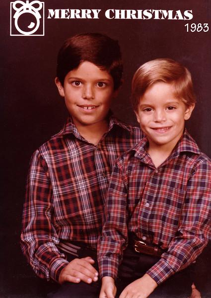 Anthony & Paul Xmas 83.jpg