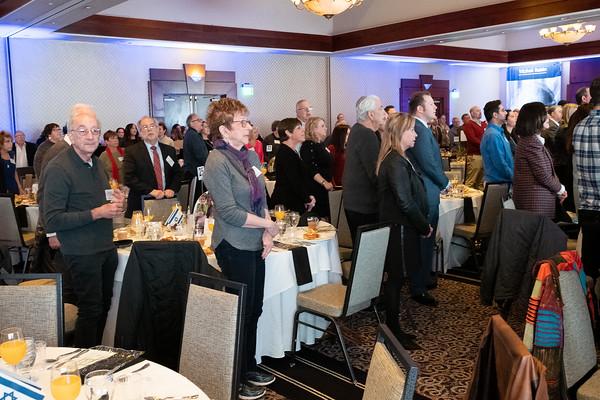 Jewish National Fund Valley Breakfast (2/4/2020)