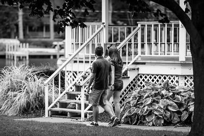 Paparazzi Proposal - Kalie & Michael