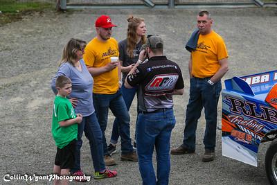 Woodhull Raceway - May 18, 2019 - Collin Wyant