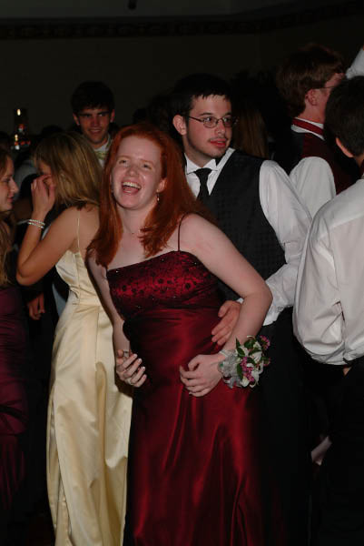 St A's 2004 Prom