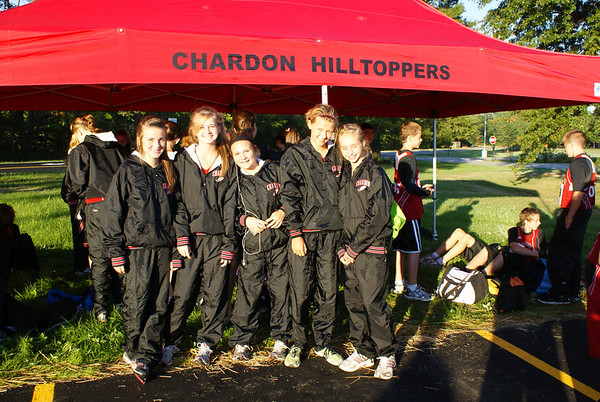 Chardon Middle School Girls CC