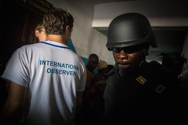 The Carter Center, 2017 Election Monitoring, Liberia