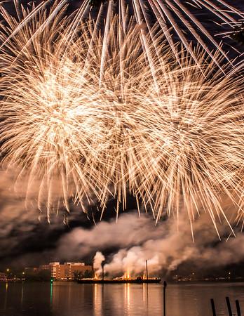 Trenton Fireworks 2015