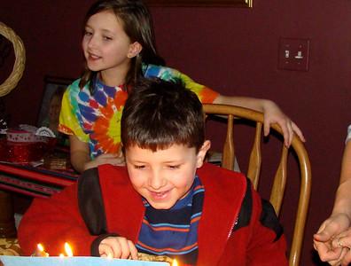 Mitch's Birthday