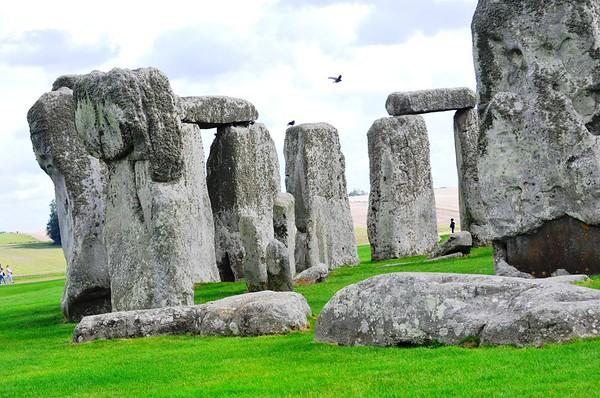 Stonehenge (Wiltshire, England)