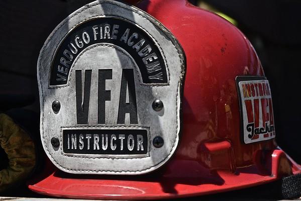 Verdugo Fire Academy Class XVII