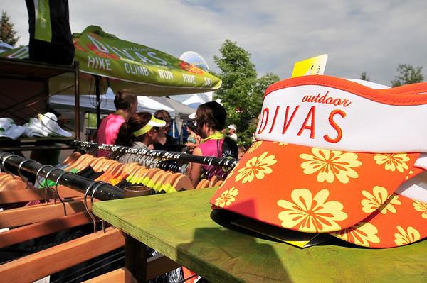 Outdoor Divas Triathlon - 8/14/2011