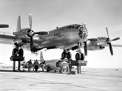 US second war planes