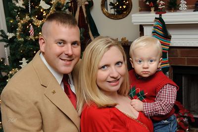 2009-12-24 Christmas Portraits