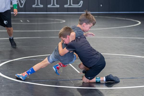 Wrestling Camp 7-15-21