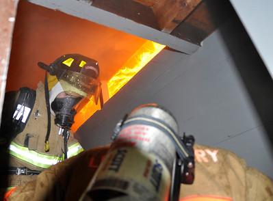 Londonderry training burn  6-23-11