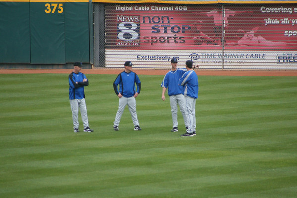 Baseball in Roundrock (Dell Diamond)