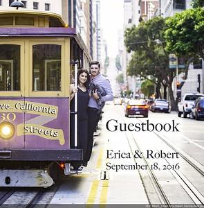 Erica and Robert Guestbook