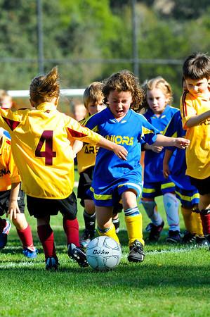 Juniors 10-15-11 Game