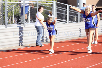 SK Cheerleaders  Dixie Game
