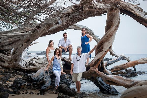 The Toohey family