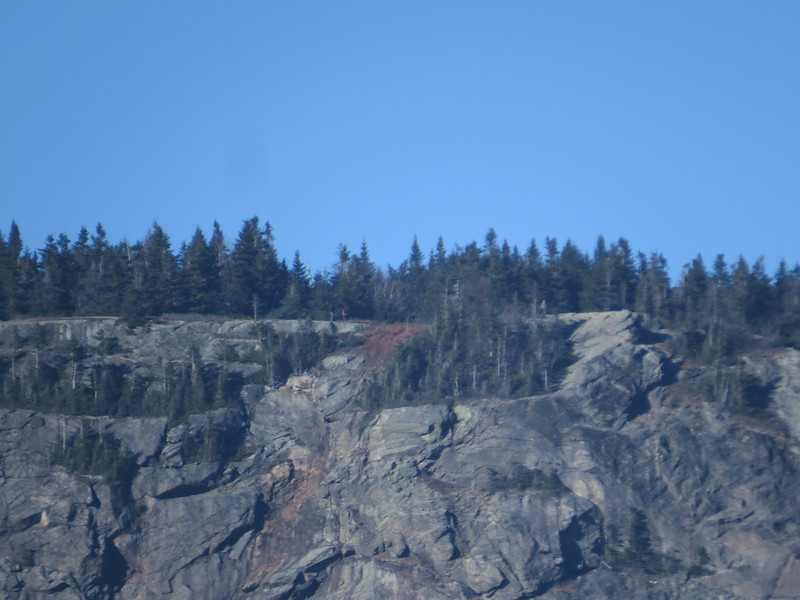 Hikers on the Willey ledges.JPG