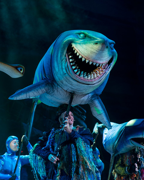 Finding Nemo, The Musical - Animal Kingdom Walt Disney World