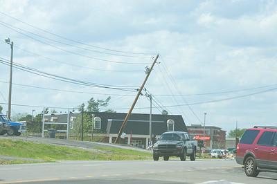 Albertville Alabama Tornado Damage April 2010