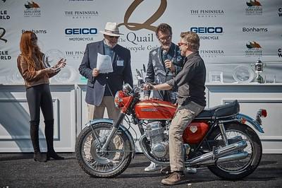 Quail Motorcycle Gathering 2019